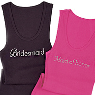 Wedding Party T Shirts and Apparel