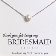 Bridesmaid Jewelry