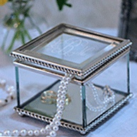 Bridesmaid Jewelry Boxes and Keepsakes