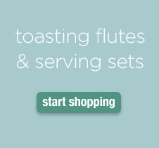 Toasting Flutes & Serving Sets
